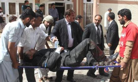 اللاعنف العالمية تدين العملية الارهابية الاخيرة في كويتا