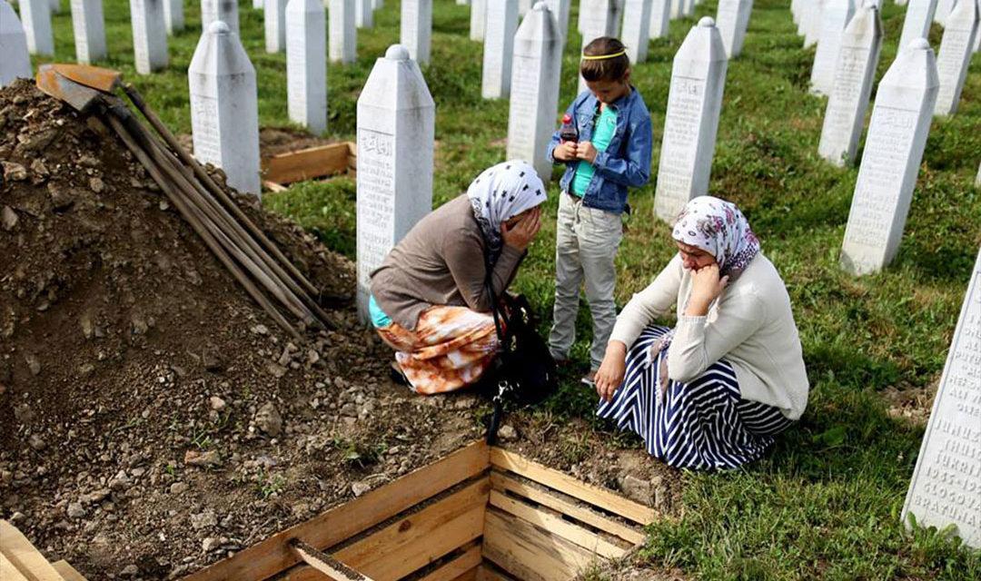 ٢٠ عام على الابادة الجماعية في البوسنة