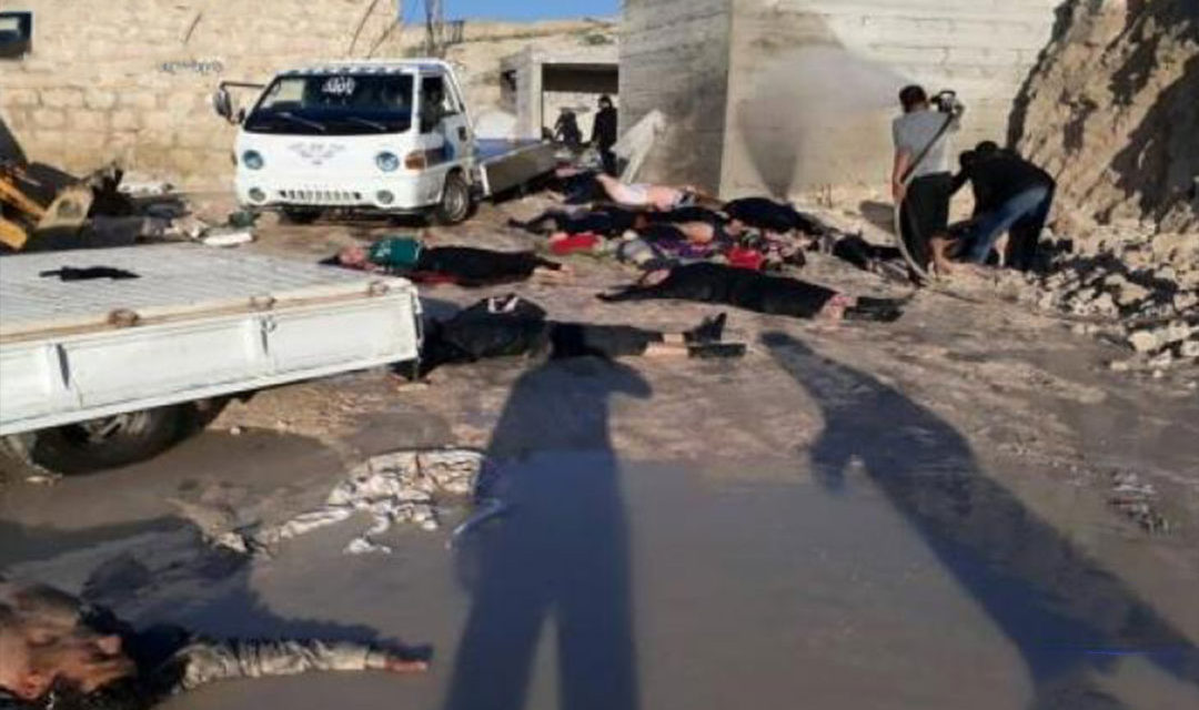اللاعنف العالمية تطالب الامم المتحدة بتقصي الحقائق حول احداث خان شيخون