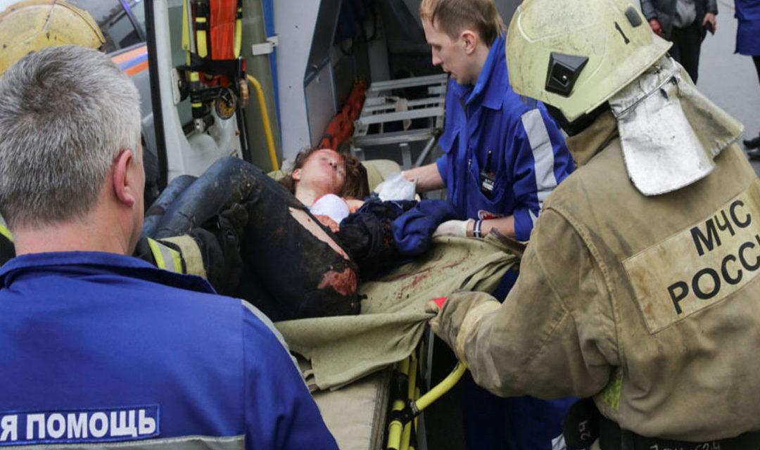 اللاعنف العالمية تدين العملية الارهابية في سان بطرس برغ
