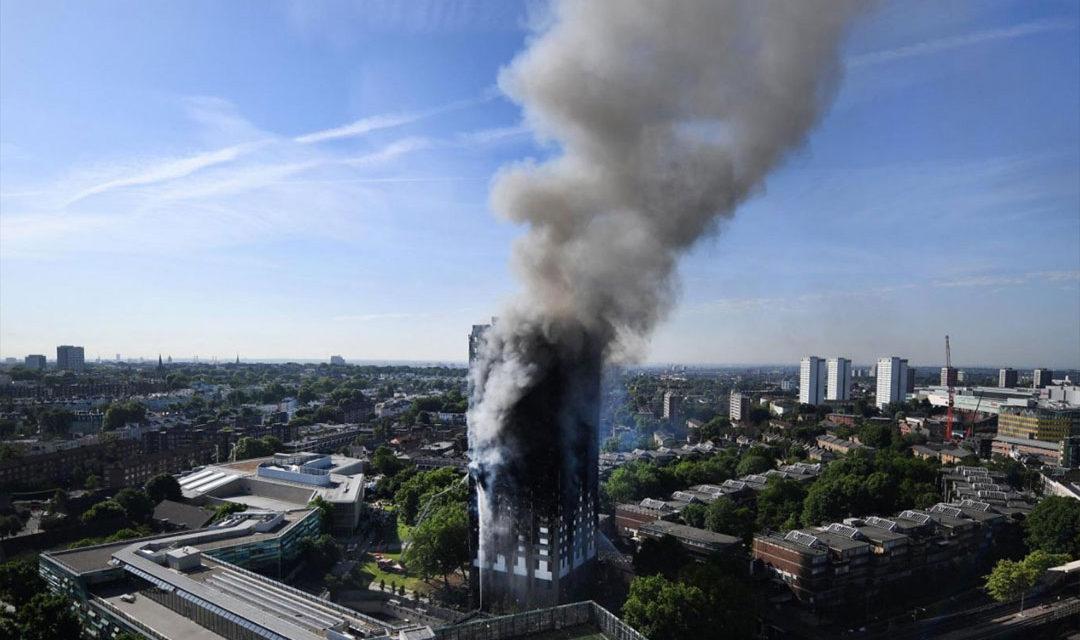 المسلم الحر تثني على جهود المسلمين في انقاذ سكان برج غرينفل