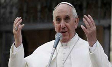 المسلم الحر تضع امام بابا الفاتيكان خطة ثلاثية للحل العاجل في بورما