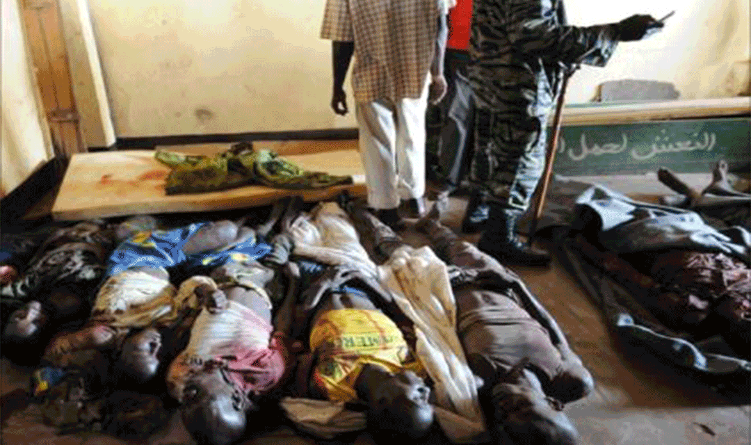 المسلم الحر: ميلشيات مسيحية ترتكب مجزرة بحق مسلمي افريقيا الوسطي