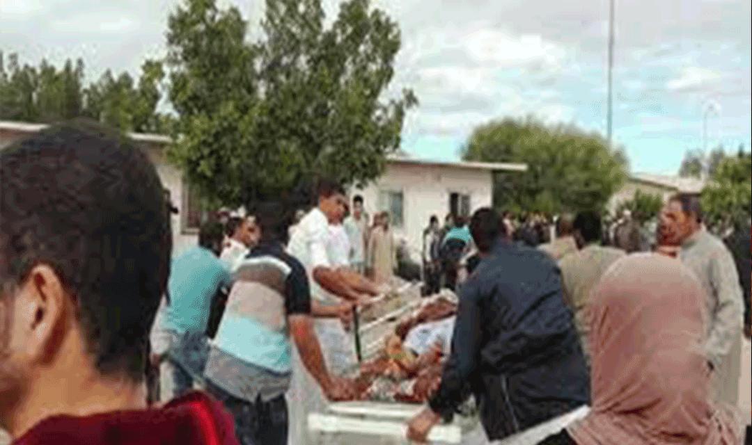 المسلم الحر تدين العمل الإرهابي الذي استهدف المصلين في العريش