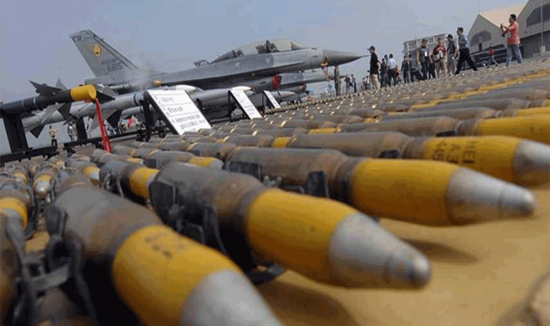 اللاعنف العالمية تطالب إنكلترا والولايات المتحدة بإلغاء صفقات الأسلحة مع السعودية