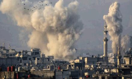 اللاعنف العالمية تحذر من تصاعد التوتر الدولي حول الازمة السورية