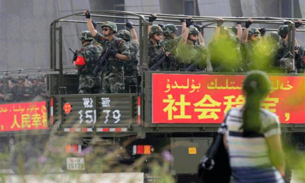 المسلم الحر تعرب عن قلقها إزاء مصير مسلمي الأيغور في الصين