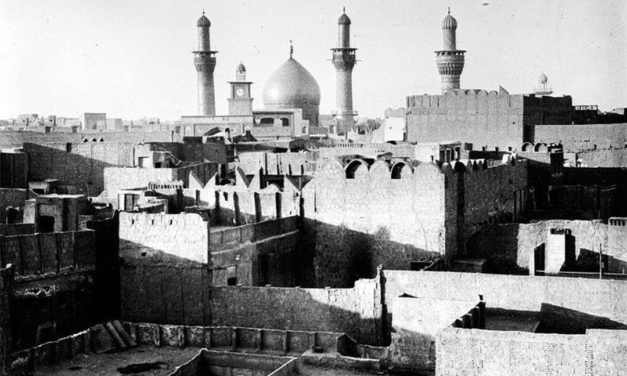يوم الغدير… الذكرى السنوية لاجتياح الجيش الوهابي لمدينة كربلاء في 1802