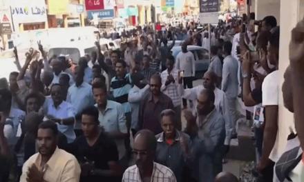 اللاعنف العالمية تدين سقوط قتلى في تظاهرات السودان وتطالب بضبط النفس