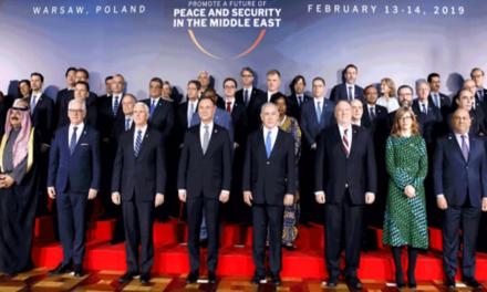 في رسالة الى (القمة الدولية)  في بولندا، المسلم الحر يدعو الى تحسين اوضاع الشرق الاوسط التي لا تزال مخيبة للآمال