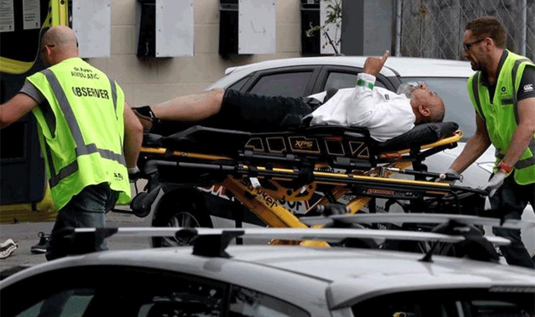 اللاعنف العالمية تدين العملية الارهابية التي طالت المصلين في نيوزلندا