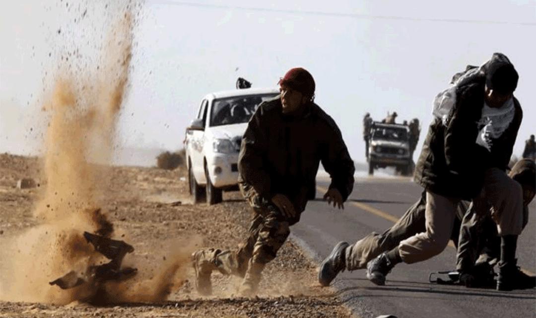 اللاعنف العالمية تدعو الى تجنيب المدنيين في ليبيا ويلات القتال