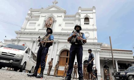 المسلم الحر تدين العمليات الارهابية التي استهدفت المدنيين الأبرياء في سيريلانكا