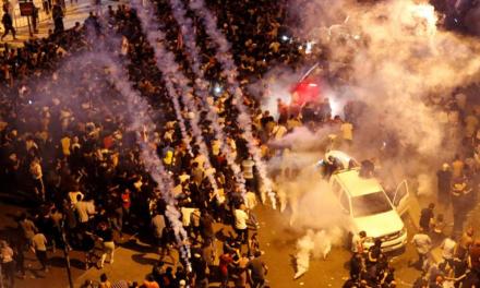 اللاعنف العالمية تدعو الى ترشيد السلطة اللبنانية لنهجها وتلبية مطالب المحتجين