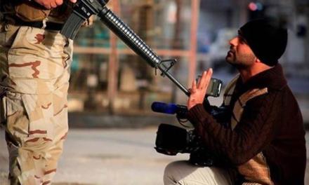 اللاعنف العالمية: حماية الصحفيين واجب اخلاقي بعاتق المجتمع الدولي