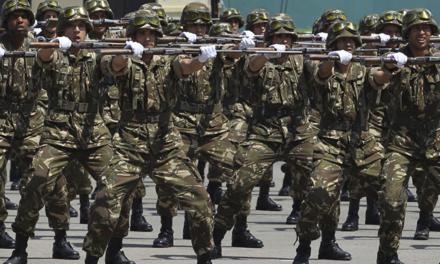 منظمة اللاعنف العالمية تدعو الجيش في الجزائر إلى وقف التصعيد