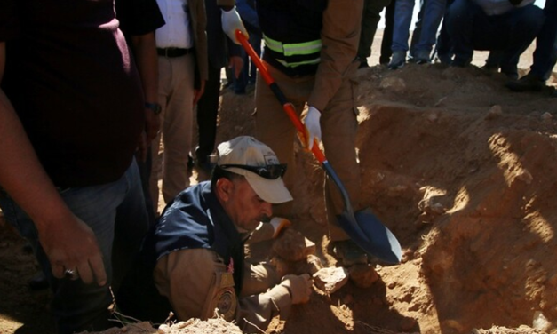 """العراق.. كشف مقبرة جماعية قرب الفلوجة بمنطقة لم تكن يوما تحت سيطرة """"داعش"""" أو """"القاعدة"""""""