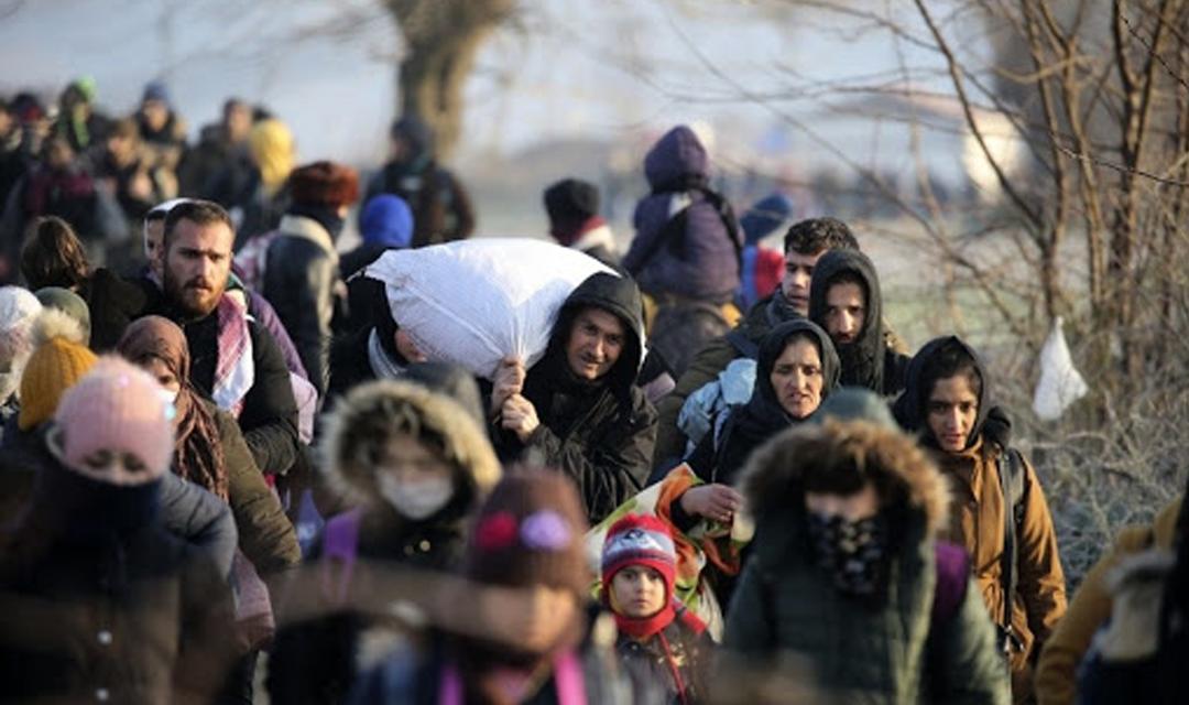 منظمة اللاعنف العالمية تطالب الأمم المتحدة بالحد من مناكفات اليونان وتركيا السياسية إزاء اللاجئين