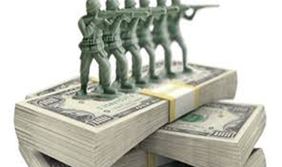 ٢ تريليون دولار إنفاق دول بالعالم على السلاح في 2019