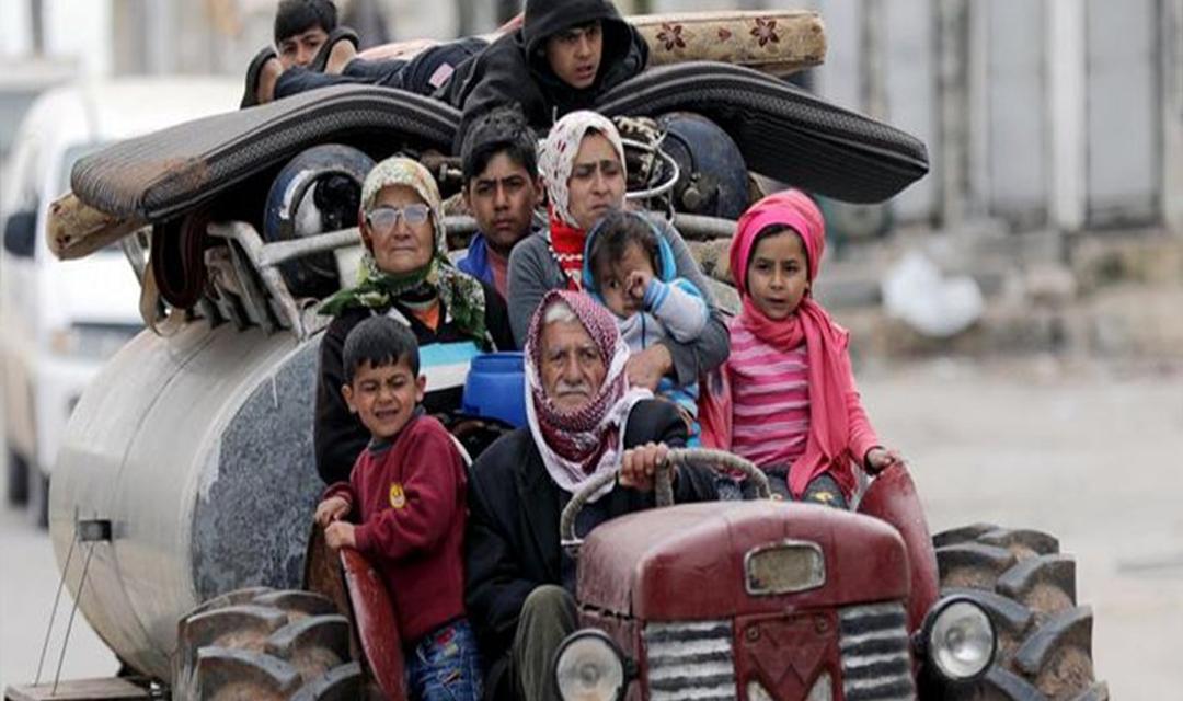 منظمة المسلم الحر تطالب بتجنيب سكان عفرين الصراع المسلح