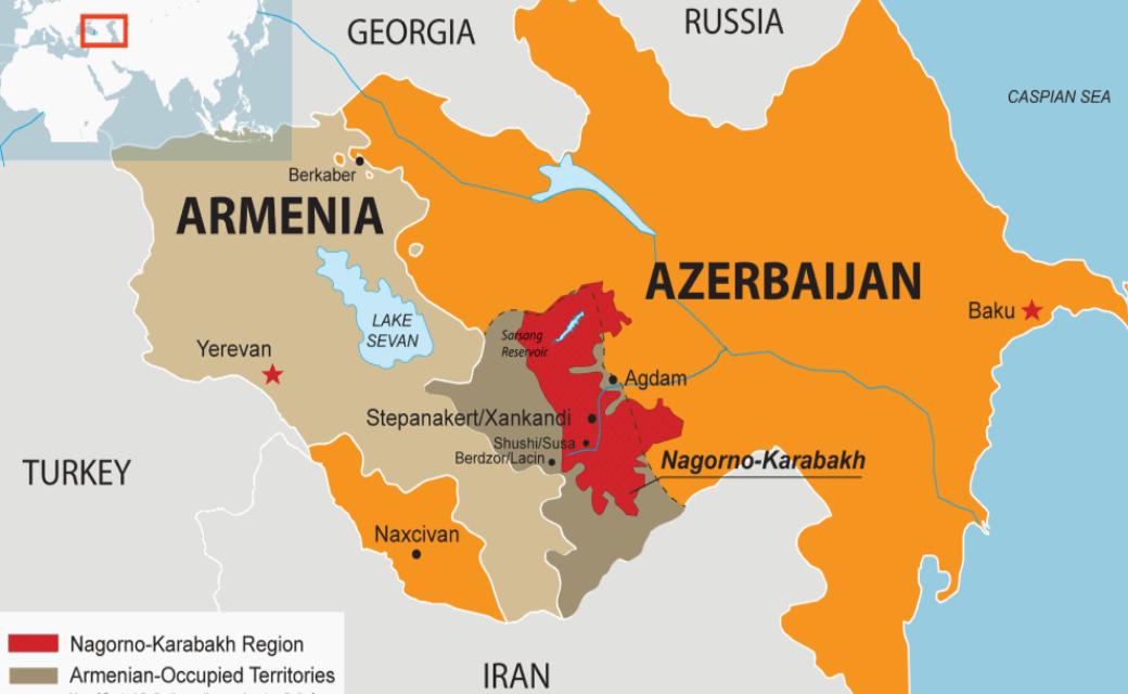 منظمة اللاعنف العالمية تدعو سلطتي أرمينيا وأذربيجان تجنيب شعبيهما ويلات الحرب