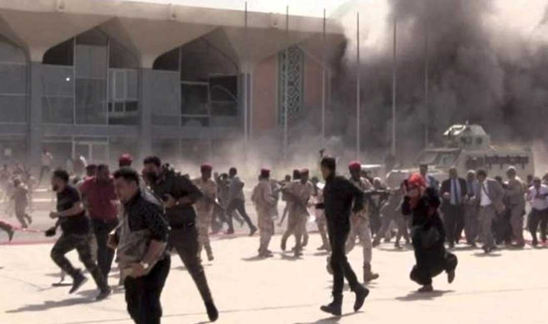 منظمة اللاعنف العالمية تدعو لتحقيق شفاف حول تفجيرات مطار عدن