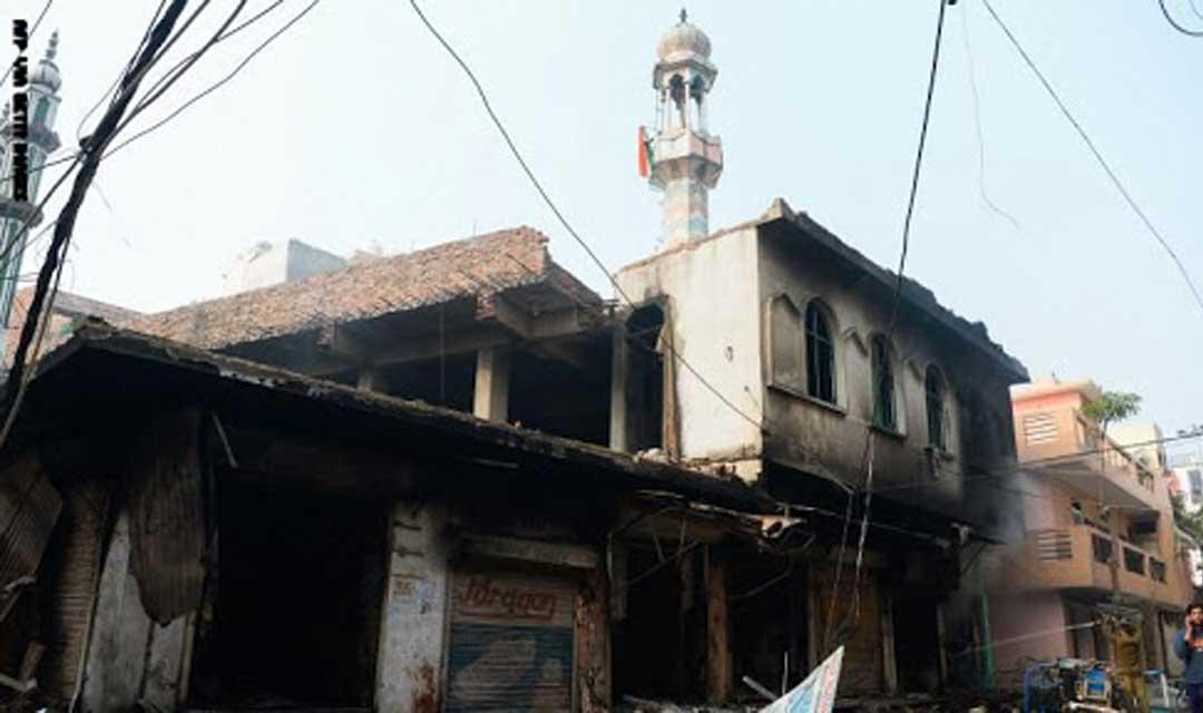اللاعنف العالمية تدين عمليات تخريب مساجد في الهند