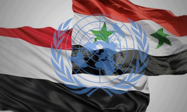 المسلم الحر تدعو الأمم المتحدة إلى التدخل الجدي لوقف نزيف الدم في اليمن وسوريا