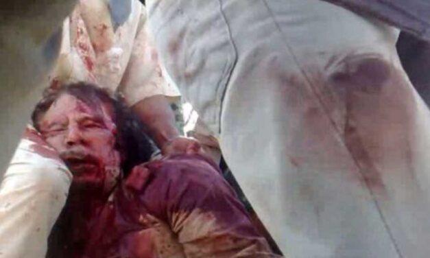 بعد 10 سنوات .. كشف تفاصيل مفاوضات سرية كانت ستنقذ حياة القذافي