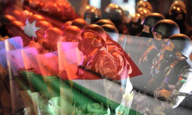 اللاعنف العالمية تعرب عن ارتيابها إزاء الاعتقالات الأخيرة في المملكة الأردنية