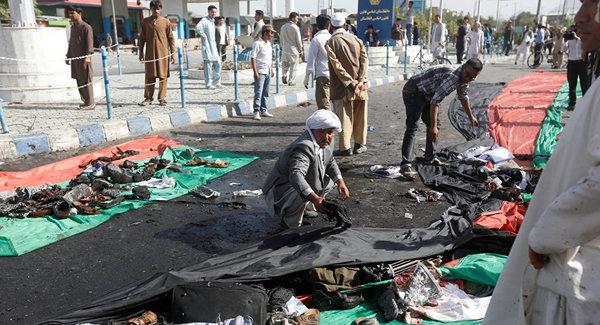 سازمان جهانی نفی خشونت انفجارهای تروریستیِ کابل و بابِل را به شدت محکوم کرد و خشکاندن منابع فکریِ تکفیری را خواستار شده است