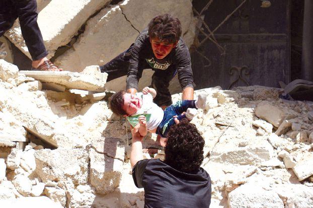 هشدار سازمان جهانی نفی خشونت نسبت به کشتار مردم بی دفاع در سوریه