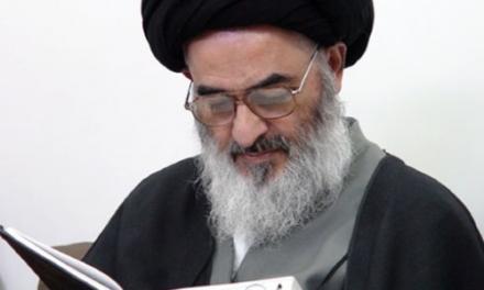ايت الله العظمى سید صادق شیرازی