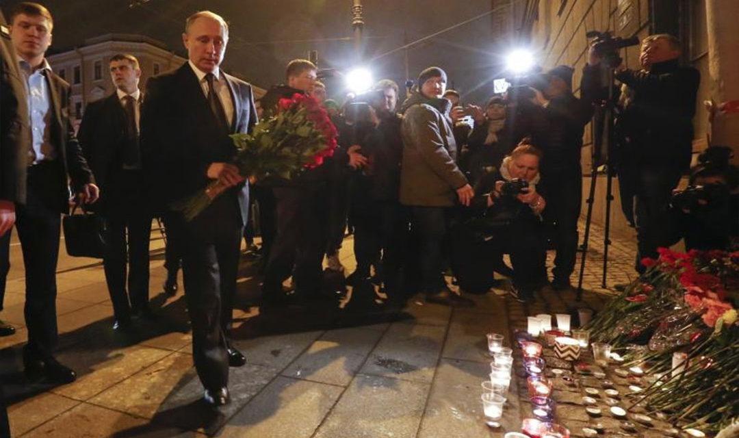سازمان جهانی نفی خشونت عملیات تروریستی در سن پترزبورگ را محکوم کرد