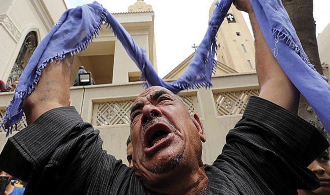 در پى انفجار در كليساهای مصر، سازمان جهانی نفی خشونت «مسلمان آزاده»  بيانيه صادر کرد