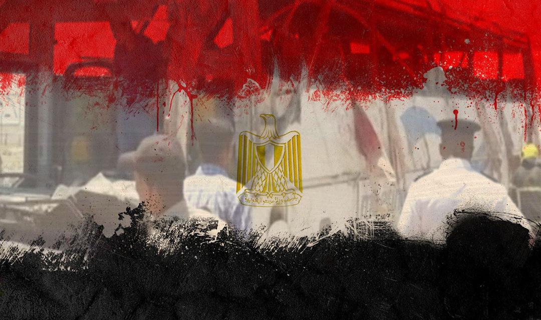 سازمان جهانی نفی خشونت جنایت تروریستی بر ضد کودکان مصر را محکوم کرد