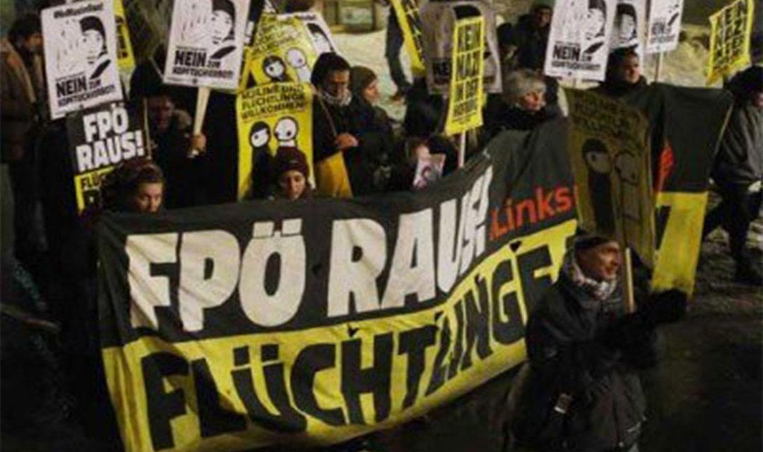 اعتراض سازمان جهانی نفی خشونت در پی منع پوشش اسلامی توسط دولت اتریش