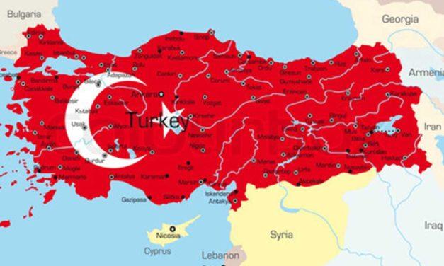 بیانیه سازمان جهانی نفی خشونت در زمینه استمرار عملکرد ترکیه در نادیده گرفتن حقوق بشر