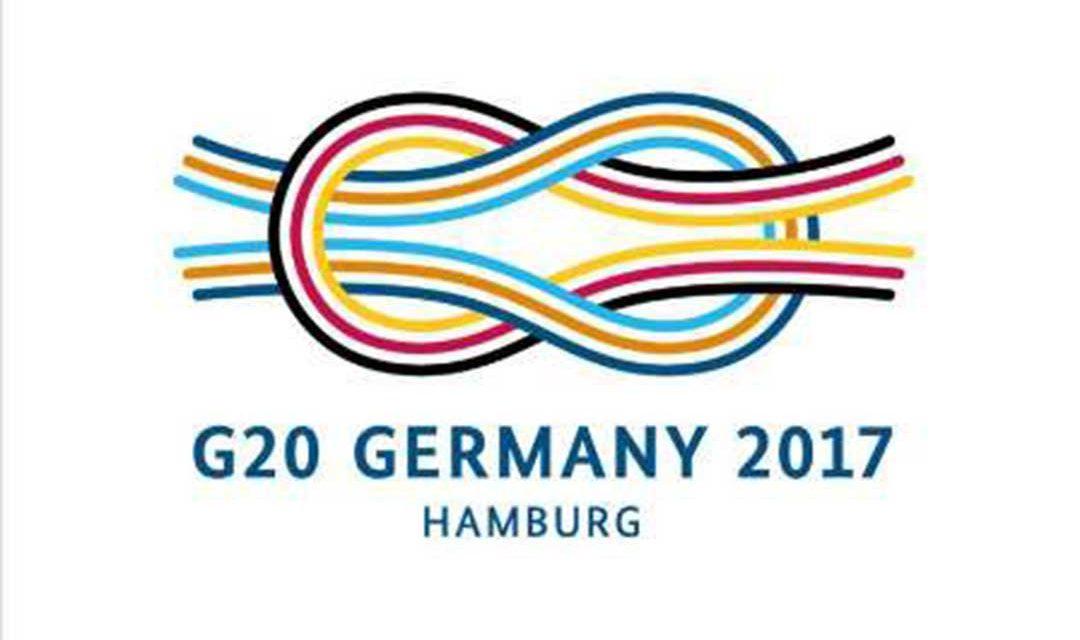 پیام سازمان جهانی نفی خشونت به اجلاس گروه بیست در هامبورگ آلمان