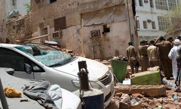 سازمان جهانی نفی خشونت: انفجارهای مکه آينه ی تمام نمای تفکرِ ظالمانه ی تروريسم است