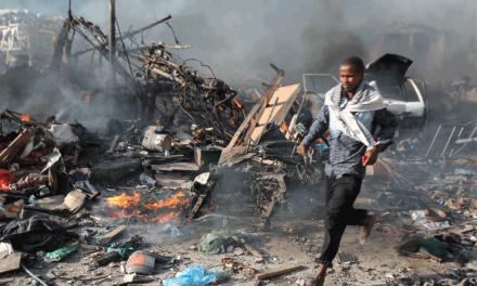 سازمان جهانی نفی خشونت: عملیات تروریستی بر ضد مردم بی دفاع در موگادیشو محکوم است