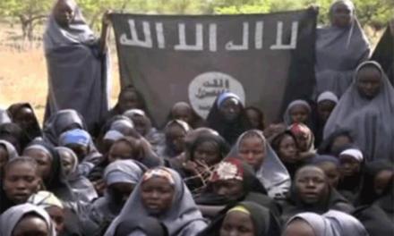 سازمان جهانی نفی خشونت: جامعه ی جهانی باید بیش از یکصد دختر گروگان گرفته شده توسط گروهک بوکوحرام را آزاد کنند
