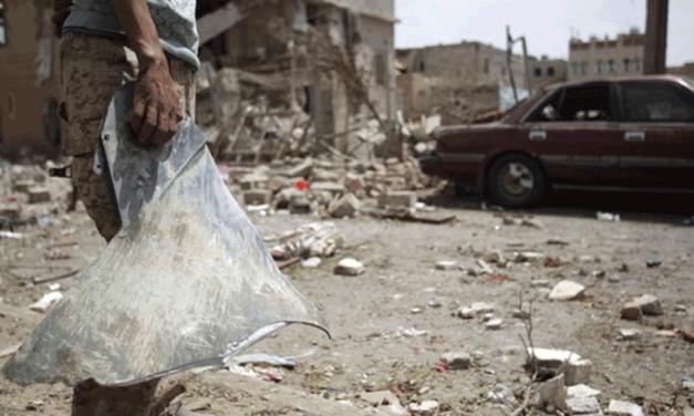 سازمان جهانی نفی خشونت قتل عام دهشتناک مردم یمن توسط ائتلاف عربی را به شدت محکوم کرد