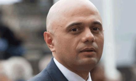 پیام سازمان جهانی نفی خشونت به وزیر مسلمان کشور انگلستان به مناسبت انتصاب ایشان به این وزارت