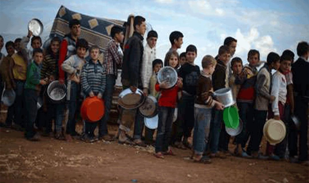 بیانیه سازمان جهانی نفی خشونت به مناسبت روز جهانی کودکان و افراد بی پناه قربانی جنگ