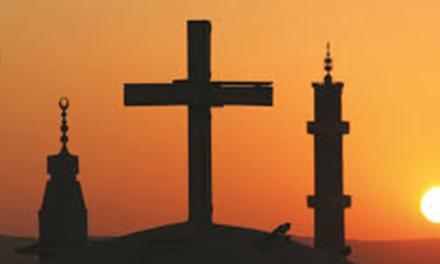 سازمان جهانی نفی خشونت: اعمال خشونت متقابل بین مسلمانان و پیروان دیگر ادیان محکوم است