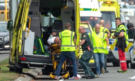 سازمان جهانی نفی خشونت: عملیات تروریستی بر ضد نمازگزاران در نیوزیلند محکوم است