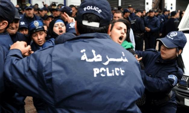 سازمان جهانی نفی خشونت: از بازداشت بی هدف و کورکورانه در الجزایر خودداری شود