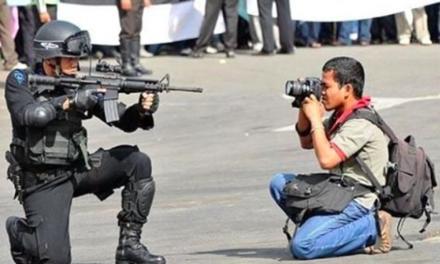 سازمان جهانی نفی خشونت: حمایت از روزنامه نگاران وظیفه ای اخلاقی بر عهده جامعه جهانی است