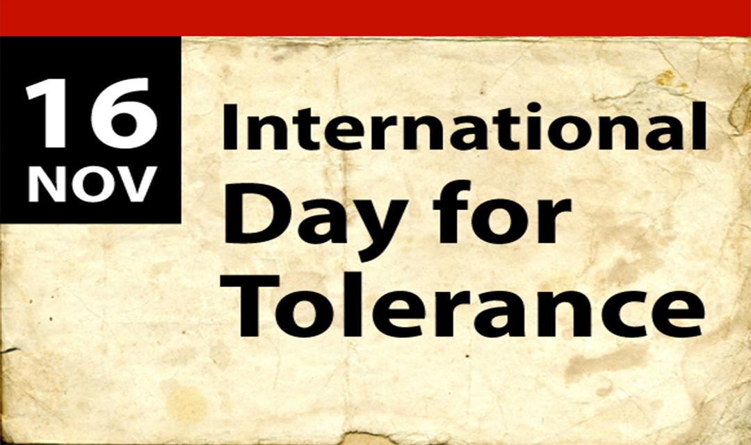 بیانیه سازمان جهانی نفی خشونت به مناسبت روز جهانی تسامح